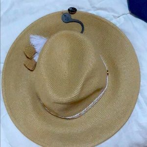"""Seafolly Collapsible Hat """"shady lady"""""""